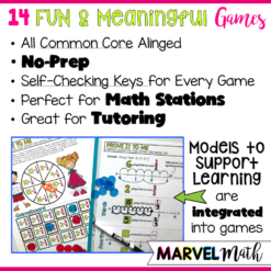 Common Core Fraction Games 4th Grade