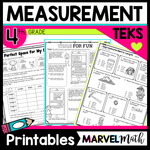 Area, Perimeter, Measurement Conversions