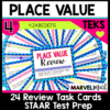 Place Value TEKS Review STAAR PREP