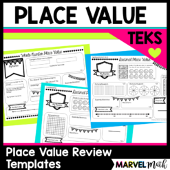 Place Value, Expanded Notation, Rounding