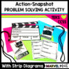 Action and Snapshot Problems: Problem Solving that Makes Sense
