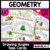 Drawing Angles with a Protractor TEKS 4.7D, CCSS 4.MD.C.6