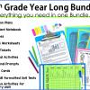 Staar Test Checklist