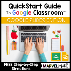 How To Use Google Slides in Google Classroom