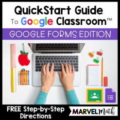 How To Use Google Forms in Google Classroom