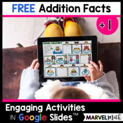 Free Addition Facts Practice