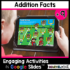 +9 Addition Math Facts
