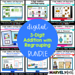 How to teach 3 digit addition with regrouping