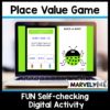 Expanded Notation Activities - Digital Game